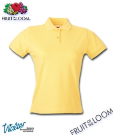 "Produktbild ""Brimi Lady-Polo - Fruit of the Loom® Lady-Fit Polo"""
